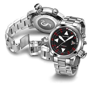Eberhard & Co, Orologio subacqueo Scafodat