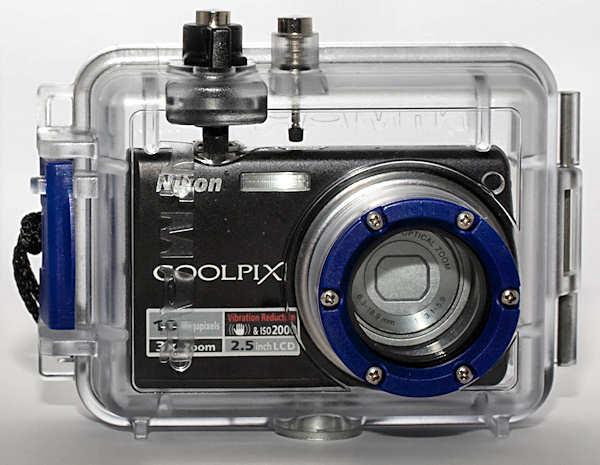 Custodia Nimar per Nikon Coolpix S 220 - S 225