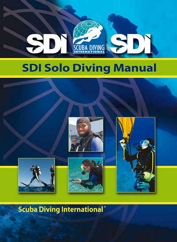 Manuale SDI Solo Diving