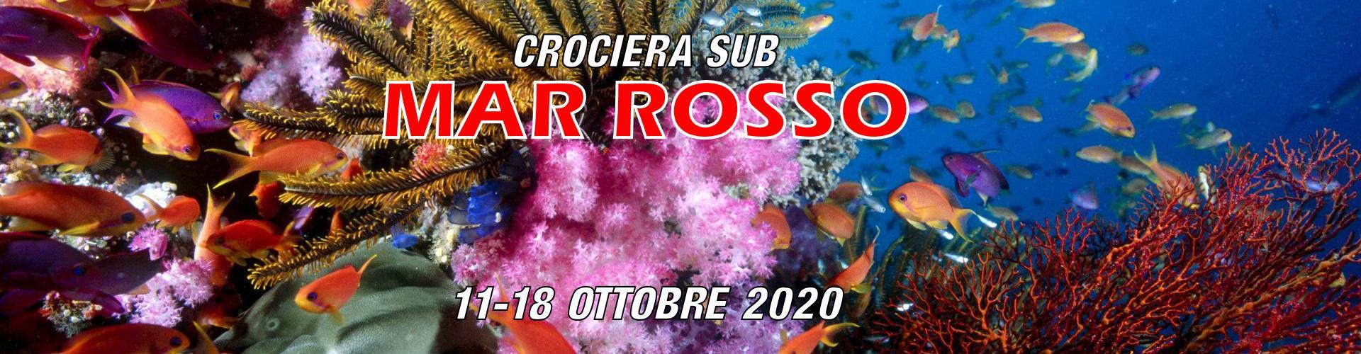 Crociera Mar Rosso Ottobre 2020